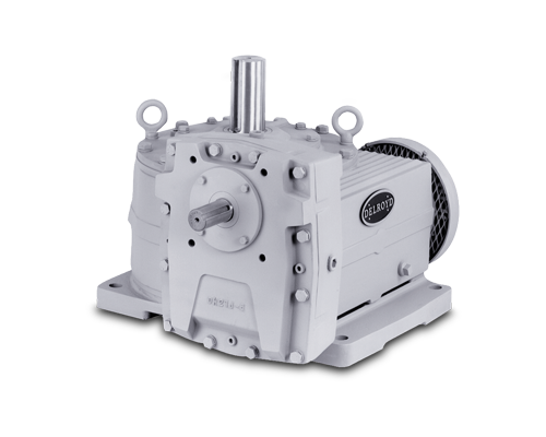 Delroyd Helical Gearing