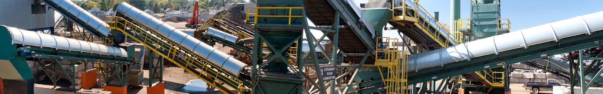Separator Conveyors & Transport Conveyors