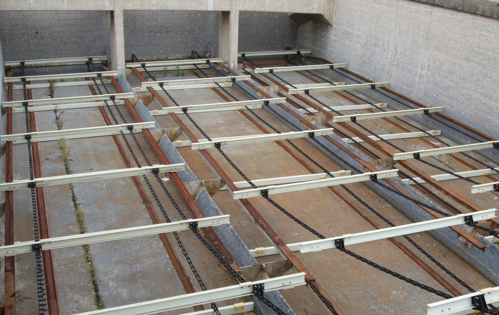 Rectangular Sedimentation Tanks Applications
