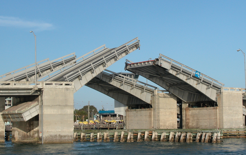 Movable Lift Bridges